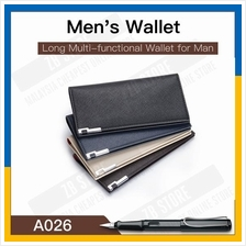 Baellerry Stylish Leather Wallet Credit Card Holder for Men A026