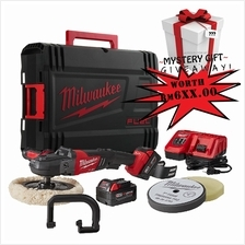 Milwaukee M18 Fuel Battery Cordless Variable Speed Polisher 180 mm 7 Inch
