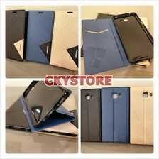 Samsung Galaxy C9 PRO Standable Wallet FLIP CASE COVER