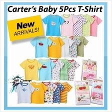 Wholesale!! Baby Carter T-SHIRT  (5pcs in a pack))