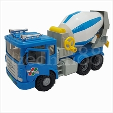 Daesung Door Openable Concrete Mixing Truck Friction Toys Korea made 35 * 13 *