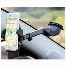 Long Neck One Touch Car Vent Mount Smart Phone Holder