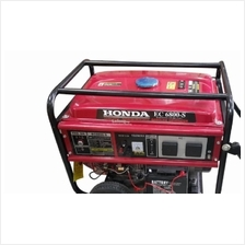 Honda 5000W Petrol Generator Electric Starter (Made in Japan)