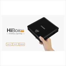 Chuwi Hibox intel Z8350 64G 4GB dual OS win mini PC TV BOX 4K CPU
