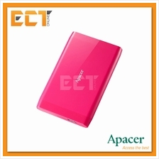 Apacer AC235 1TB USB 3.1 2.5 Super Speed Portable Hard Drive - Pink