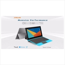 Teclast Tbook 16 Power Intel X7 4x 2.56ghz 8GB 64G FHD Dual OS tablet