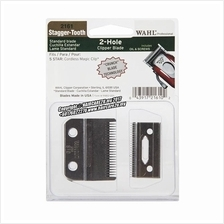Wahl 2161 Stagger-Tooth 5 Star Magic Clip 2-Hole Clipper Blade