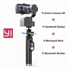 [Bundle Package] Xiaomi Xiaoyi Action Camera 4K + Yi Gimbal + Monopod