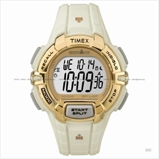 TIMEX TW5M06200 (U)  IRONMAN Rugged 30 Full-Size resin white gold