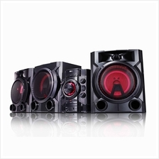 LG Home Theater CM5760 (1100 W) X-Boom + Bluetooth Multipoint