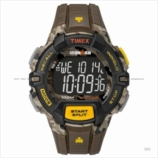 TIMEX TW5M02100 (M) IRONMAN Rugged 30 Full-Size resin camo brown