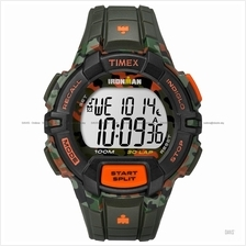 TIMEX TW5M02000 (M) IRONMAN Rugged 30 Full-Size resin camo green