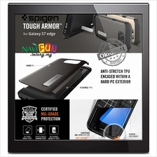 ★ Spigen (Ori) GALASY S7 Edge Case Tough Armor