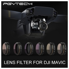 PGYTECH DJI Mavic Pro Camera Lens Filters UV CPL ND4 ND8 ND16 ND32
