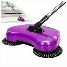 Luxe Handheld Automatic Whirlwind 360 Rotation Sweeper w/o Electricity