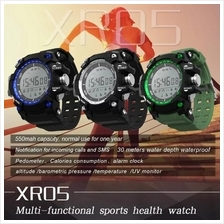 XR05 Waterproof Bluetooth Sports Health Smart Watch for IOS Android