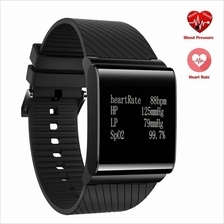 X9 Plus Large Touch Screen SmartBand Bracelet for Android IOS (Black)