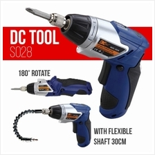 DCTOOLS S028  Electric Screwdriver Power Drill + Flexible Shaft 30CM