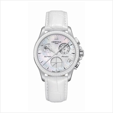 CERTINA C030.250.16.106.00 DS First Chrono Moon Phase Lady LSB MOP