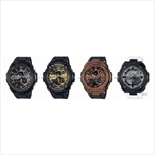 CASIO GST-210B G-SHOCK ana-digi G-Steel layer guard resin strap