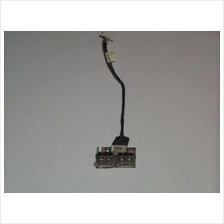 Compaq Presario CQ40 CQ41 CQ45 DV4 USB CIRCUIT Port BOARD CABLE 486842