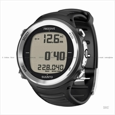 Suunto D4f Black - Dive Computer - Freediving Snorkeling Spearfishing