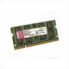 Kingston KVR800D2S6/2G 2GB DDR2 800 PC2 6400 Laptop Notebook RAM
