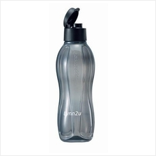 Tupperware Eco Bottle Flip Top (1) 1.0 L - Black