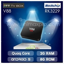 V88 TV BOX - HIMEDIA MINIX M8S MIBOX MI MYIPTV UNBLOCK UBOX TECH