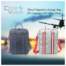Case Valker Foldable Travel Organizer Sling Bag Extra Luggage Storage