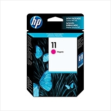 HP 11 Magenta Ink (Genuine) C4837A InkJet 1000 1200 2200  1700 K850