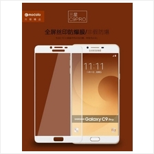 SAMSUNG GALAXY C9 PRO FULL SCREEN MOCOLO TEMPERED Glass