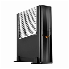 SILVERSTONE RAVEN Z02 MINI ITX CONSOLE GAMING CHASSIS (WINDOWED)
