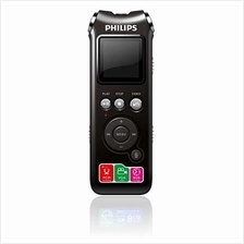 PHILIPS Voice Tracer Recorder VTR8000 8GB Digital Audio/Video Recorder