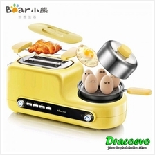 BEAR DSL-A02Z1 5 in 1 Breakfast Station Egg Steamer Boiler Toaster Oven