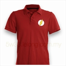 Flash Red Polo Shirt