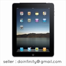 Apple iPad 1 1st Generation Transparent Clear Screen Protector