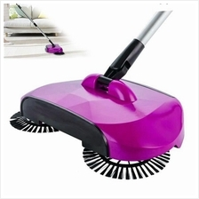 Household Handheld Automatic Whirlwind 360 Rotation Sweeper WIthout El