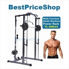 Smith Machine Squat Power Rack Station Bench Press Barbell YL-SM010