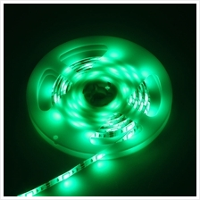 4.5V 2M SMD5050 LED WATERPROOF STRIP LIGHT WITH BATTERY BOX (GREEN)