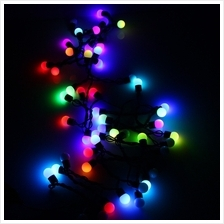 5M 50 LEDS BATTERY LED STRING LIGHT FOR HOME DECORATION / WEDDING / HOLIDAY /