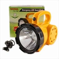 JIMART EMERGENCY LED SEARCHLIGHT RECHARGEABLE