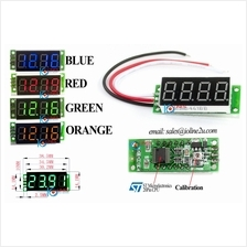 0~200V DC 4 Digit Precision voltage meter Voltmeter 0.36 Digital LED 12V 24V