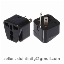 Australia Universal AC Travel Power Outlet Adapter Converter US EU UK