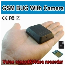 ★ GSM Listening Device with Camera (GM-34/X009)
