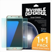 [Ori] Ringke Invisible Defender Screen Protector 2P - S7 Edge