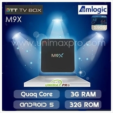 M9X TV BOX - M8S CS918 MIBOX MI MYIPTV HDTV UNBLOCK UBOX TECH 3 X96