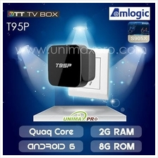 T95P TV BOX - M8S CS918 MIBOX MI MYIPTV HDTV UNBLOCK UBOX TECH 3 X96