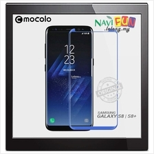 ★ Mocolo 3D [Case Friendly] 9H Tempered Glass Galaxy S8 S8+