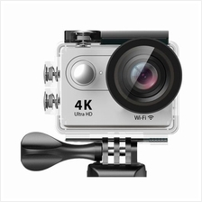 Eken H9 Action Ultra 4K Camera 2' LCD Dual Screen Wifi Sport + remote